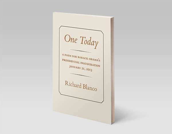 One Today - Signed Book
