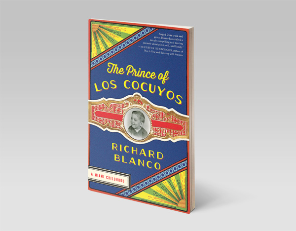 The Prince of los Cocuyos - Signed Book